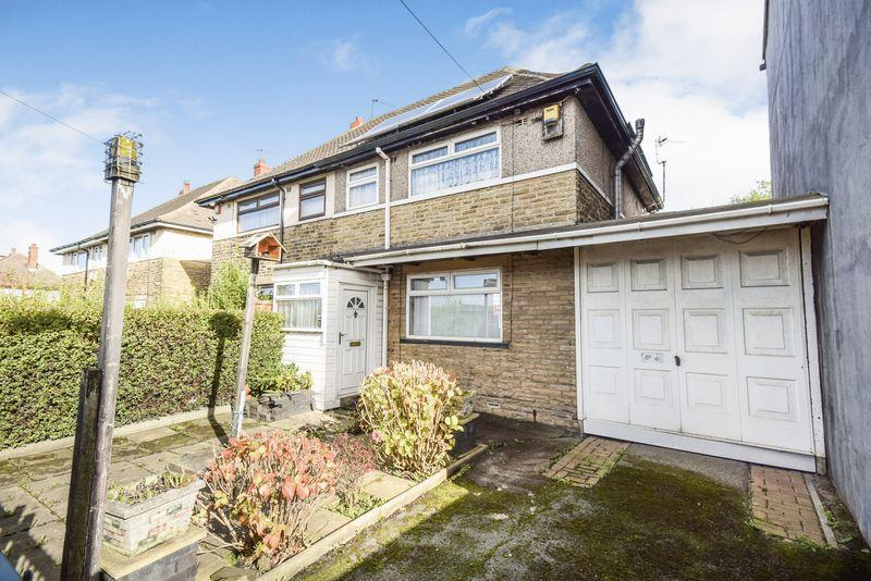 3 Bedrooms Semi Detached House for sale in Westbury Street, Bradford