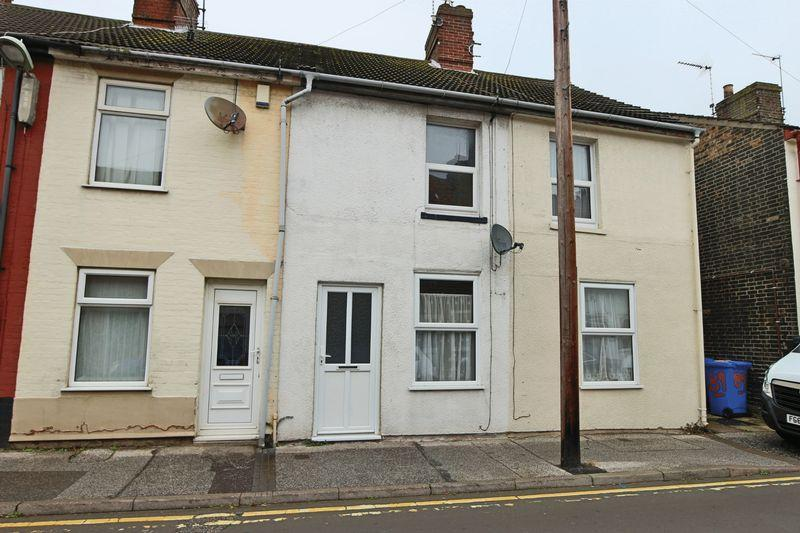 2 Bedrooms Terraced House for sale in Bevan Street West, Lowestoft