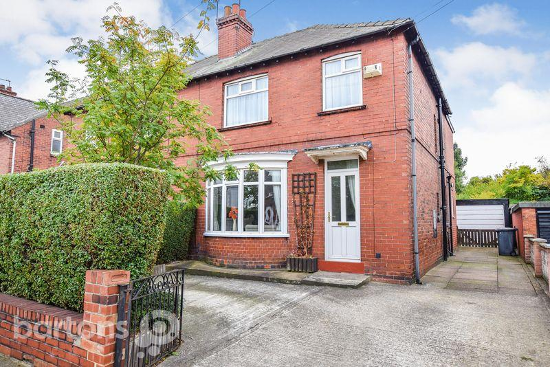 4 Bedrooms Semi Detached House for sale in Treherne Road, Broom