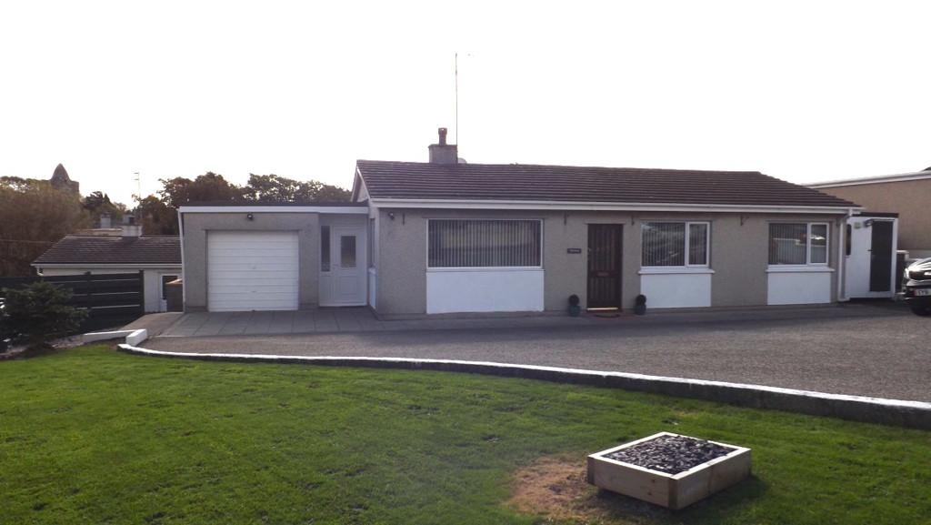 3 Bedrooms Detached Bungalow for sale in Stad Sarn, Llanfechell