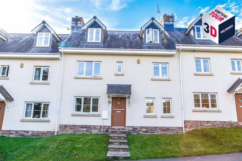 4 Bedrooms Terraced House for sale in Station Road, Yeoford