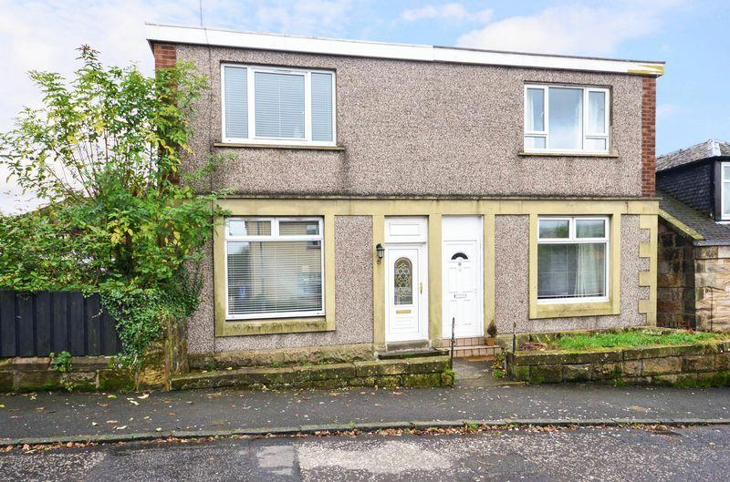 3 Bedrooms Semi Detached House for sale in Barlandfauld Street, Glasgow