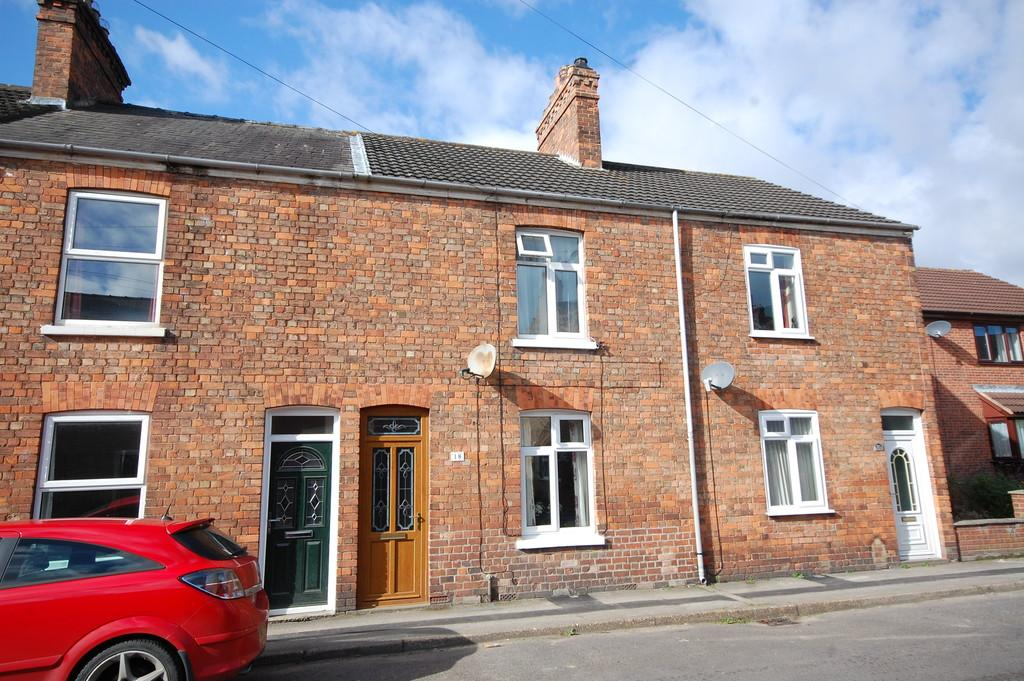 3 Bedrooms Terraced House for sale in Wellington Street, Louth