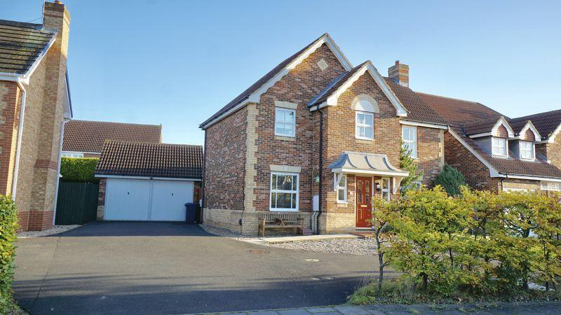 4 Bedrooms Detached House for sale in GREENLEE DRIVE, Haydon Grange