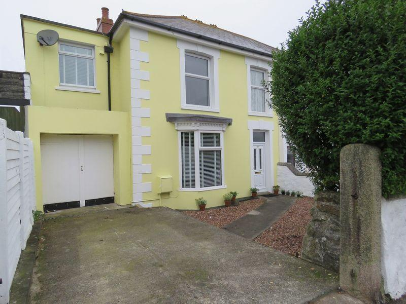 3 Bedrooms Semi Detached House for sale in Mount Ambrose, Redruth