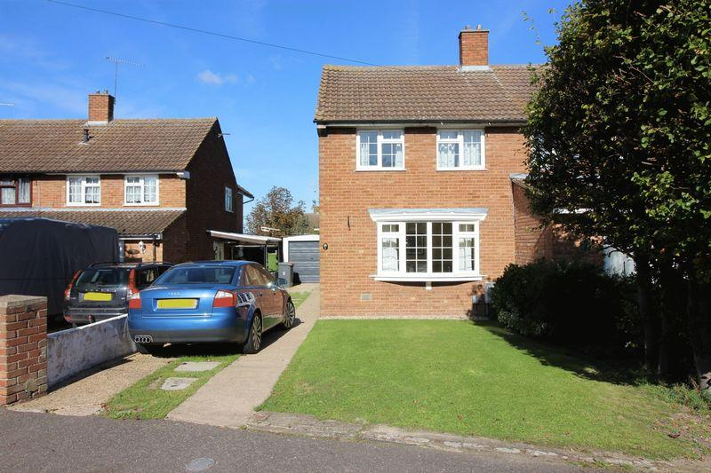 2 Bedrooms Semi Detached House for sale in Barton-le-Clay