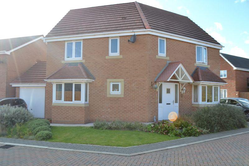 4 Bedrooms Detached House for sale in Birkdale Square, Gainsborough