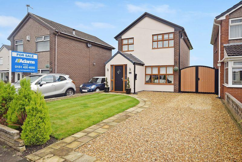 3 Bedrooms Detached House for sale in Nursery Close, Widnes