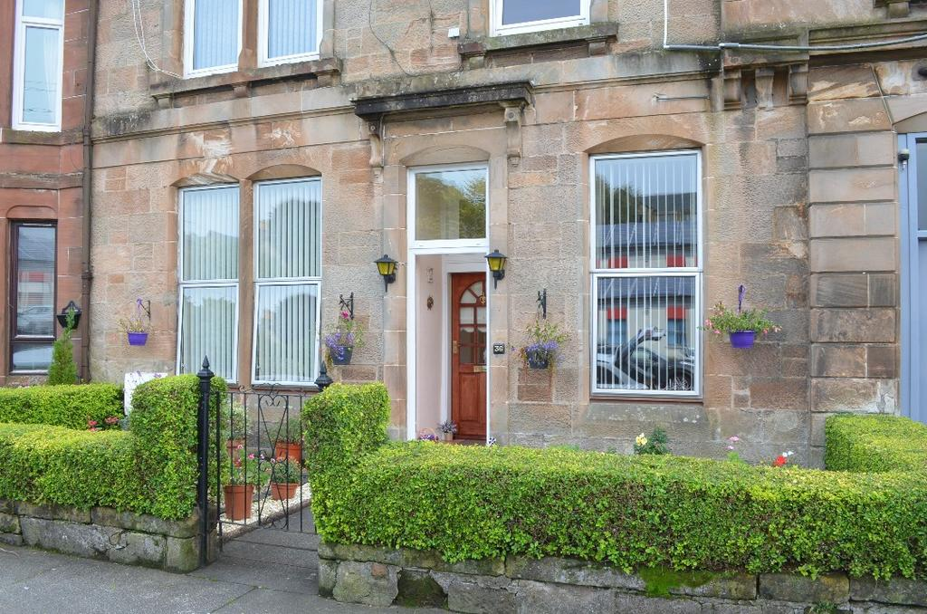 2 Bedrooms Ground Flat for sale in East Argyle Street, Helensburgh, Argyll and Bute, G84 7RR