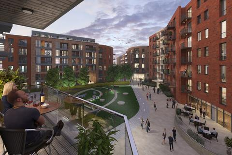 2 bedroom apartment for sale - Core 4, Bellerby Court, Palmer Lane, YO1