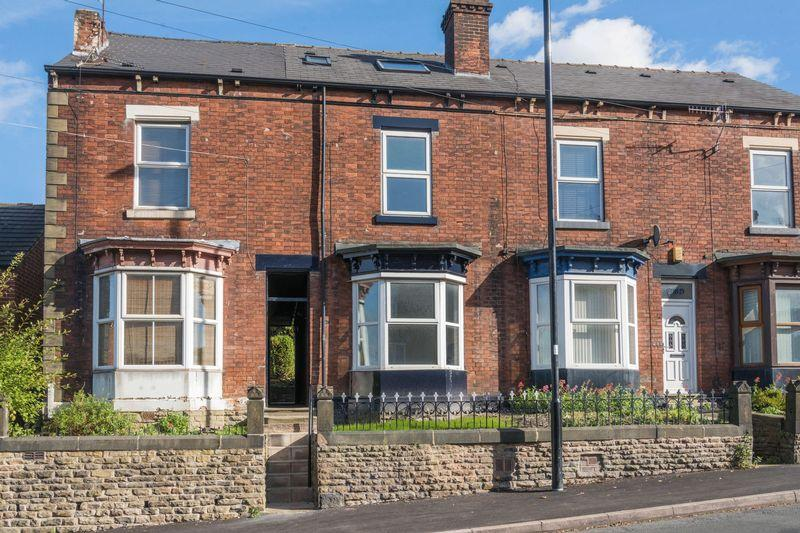 3 Bedrooms Terraced House for sale in Gleadless Road, Heeley, S2 3AN - Recently Renovated Throughout