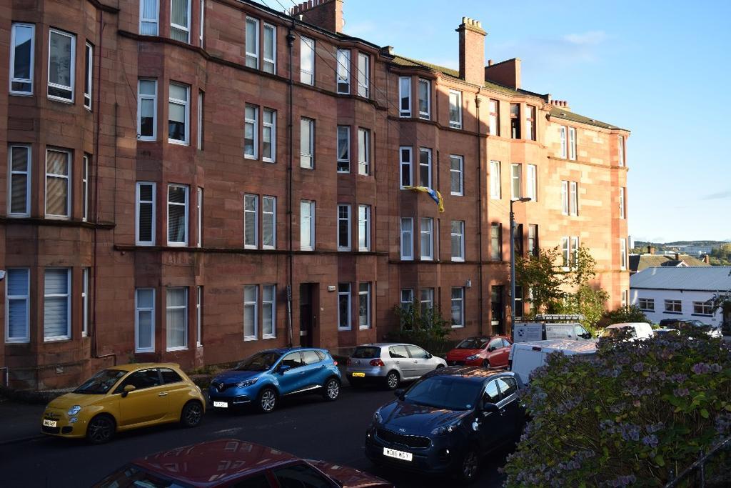 1 Bedroom Flat for sale in Clincart Road, Flat 3/1, Mount Florida, Glasgow, G42 9DU