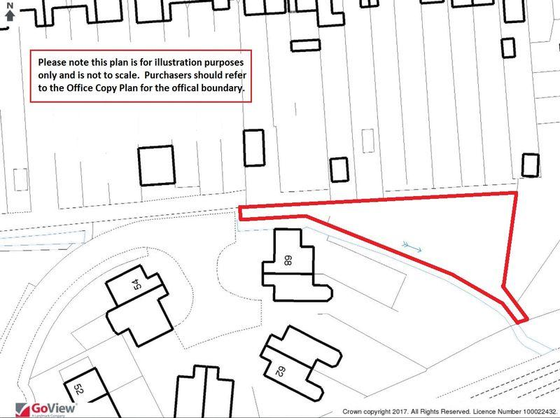 Land Commercial for sale in Land adjacent to 68 Durley Road, Liverpool