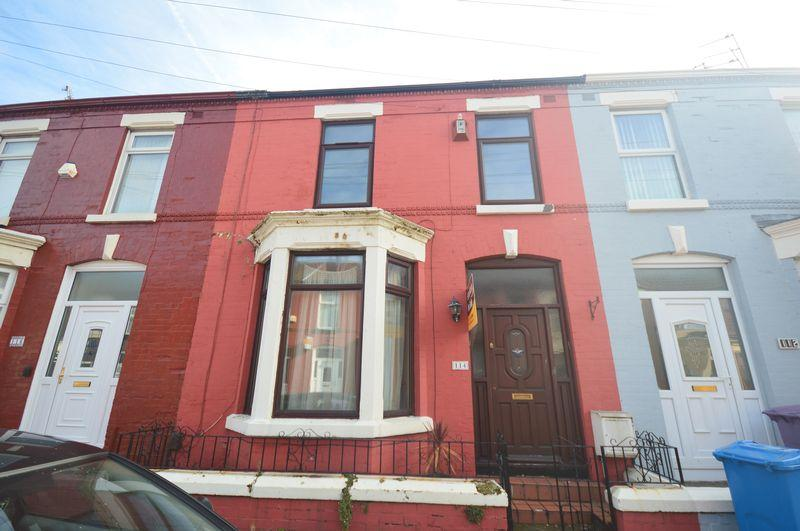 3 Bedrooms Terraced House for sale in Alderson Road, Wavertree