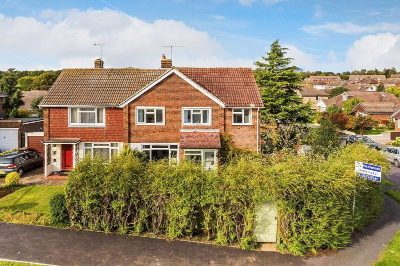 5 Bedrooms Semi Detached House for sale in Envis Way, Guildford
