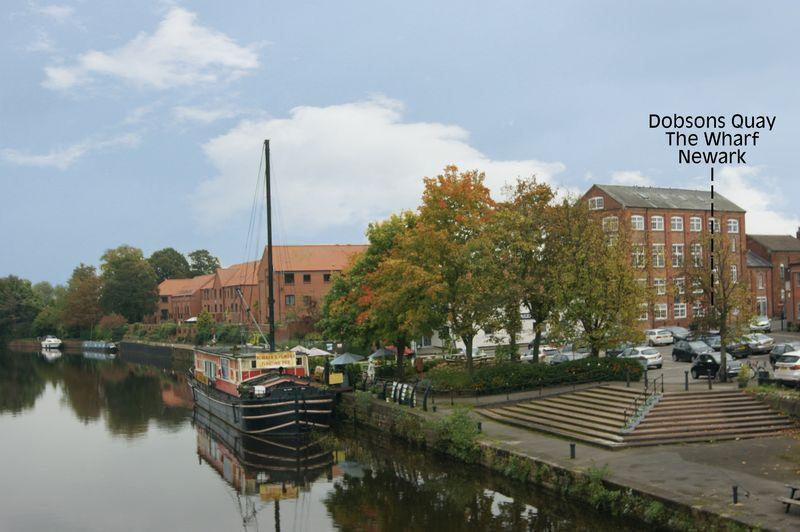 1 Bedroom Apartment Flat for sale in Apartment 2, Dobsons Quay, Newark