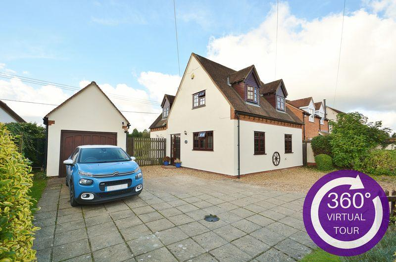 3 Bedrooms Detached House for sale in High Street, Tetsworth