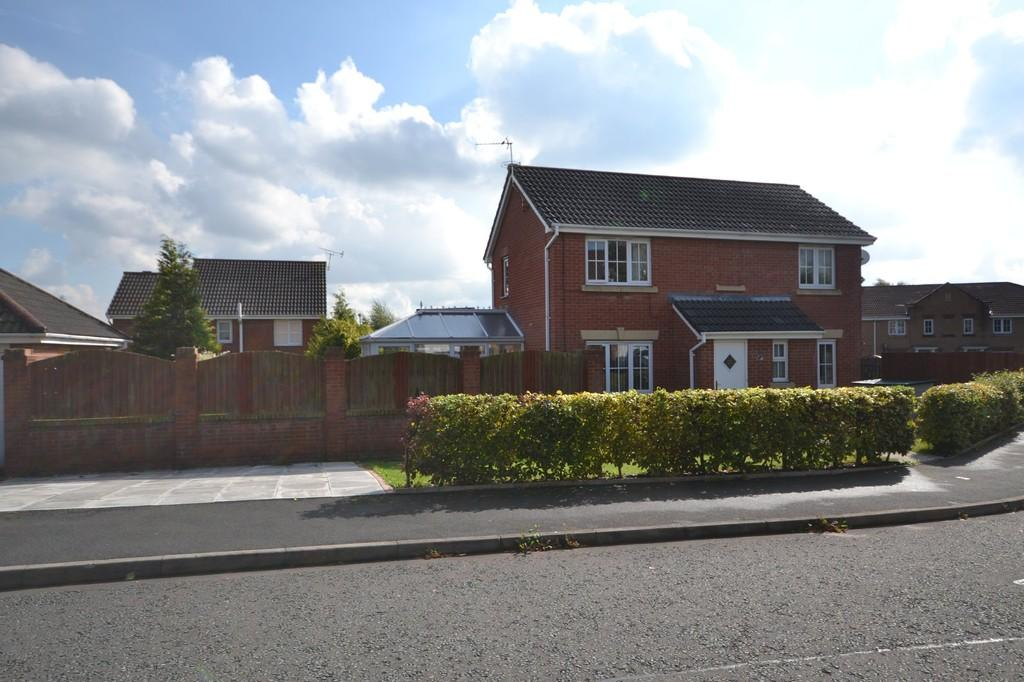 3 Bedrooms Detached House for sale in Sky Lark Rise, Parr, St. Helens