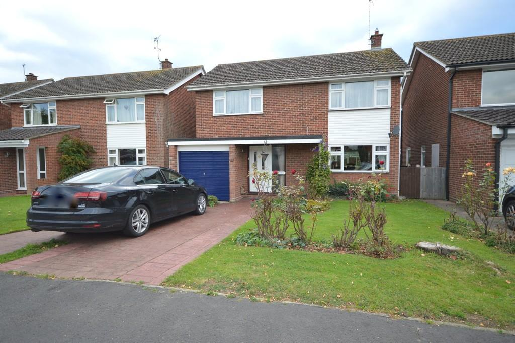4 Bedrooms Detached House for sale in Keable Road, Marks Tey