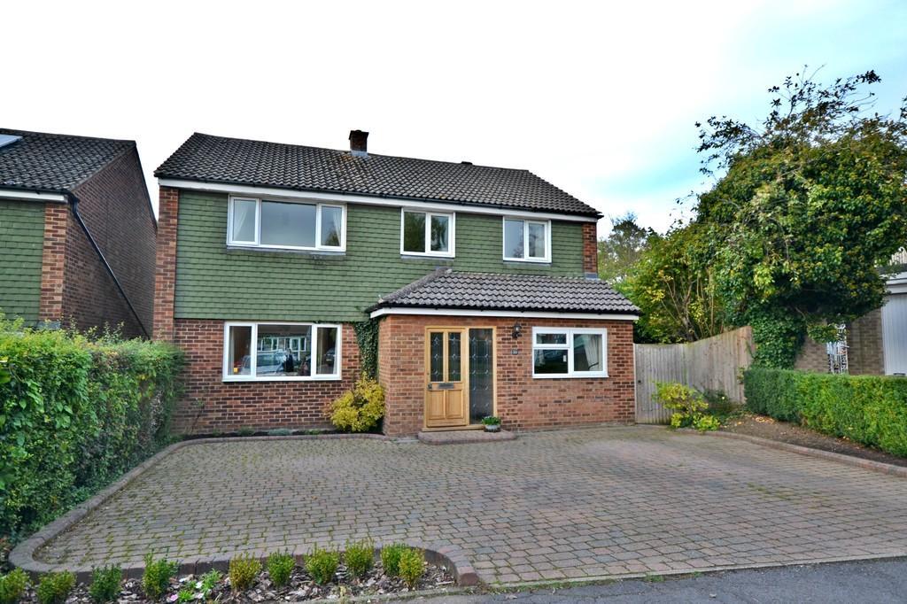 4 Bedrooms Detached House for sale in Saffron Walden, Essex