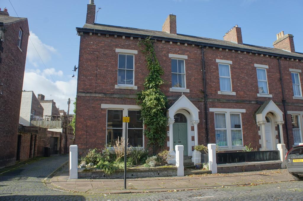5 Bedrooms End Of Terrace House for sale in Hartington Place, CARLISLE