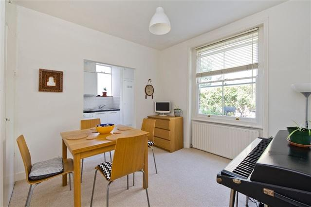 2 Bedrooms Flat for sale in Aylmer Road, Hammersmith, Hammersmith