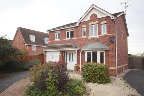 4 bedroom detached house for sale - Heather Gardens, North Hykeham, Lincoln