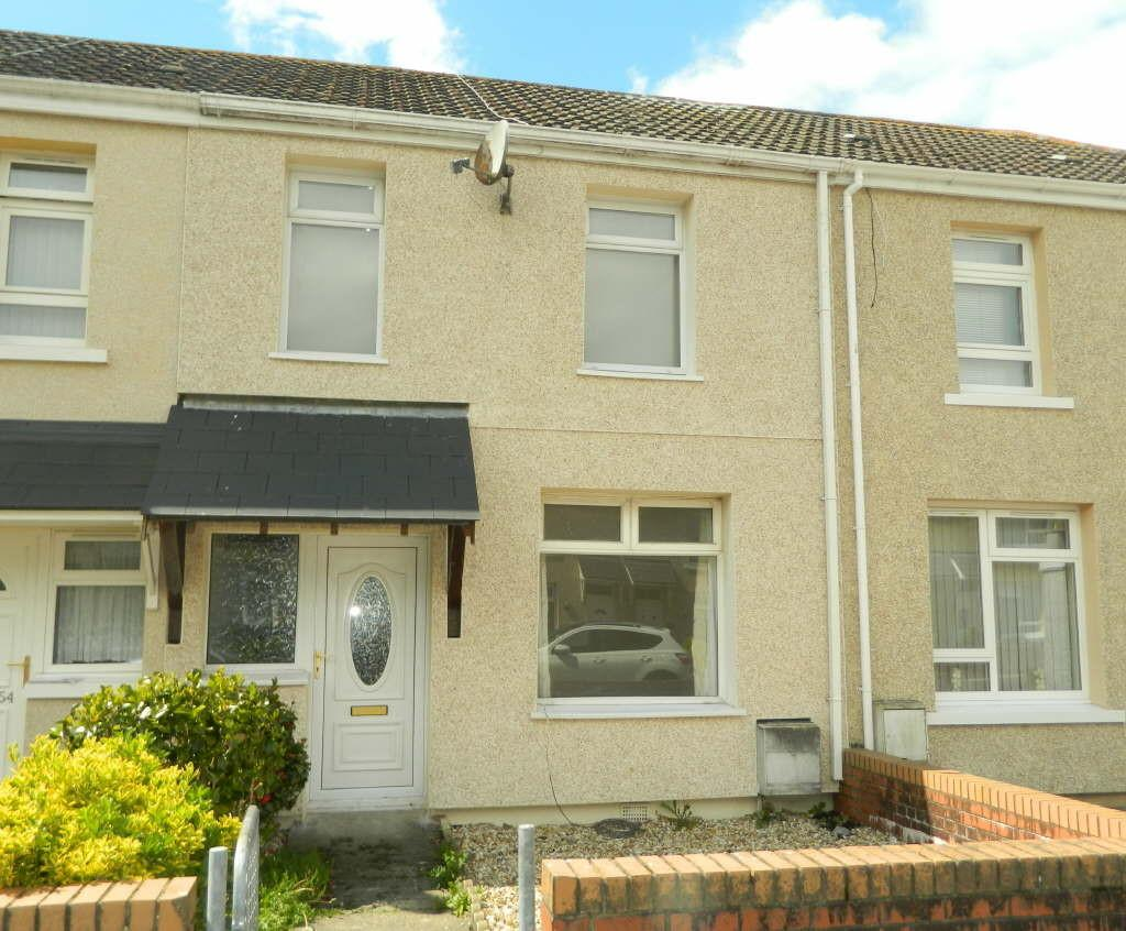 3 Bedrooms Terraced House for sale in Heol Tregoning, Morfa, Llanelli, Carmarthenshire