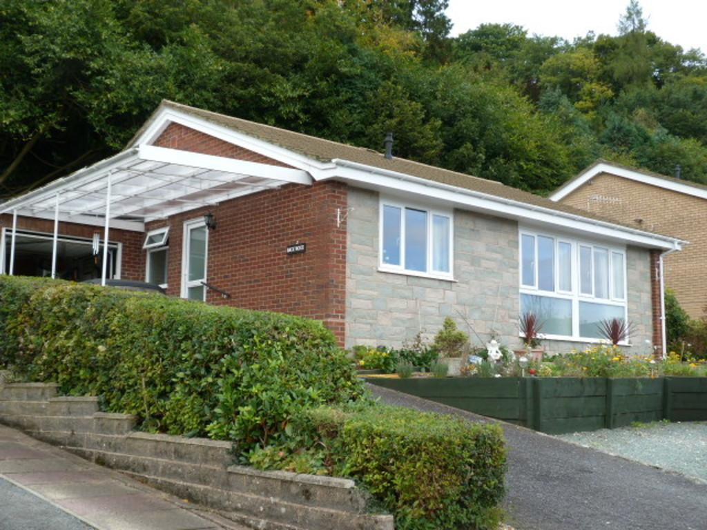 3 Bedrooms Detached Bungalow for sale in 3 Tan Yr Allt, Llanidloes