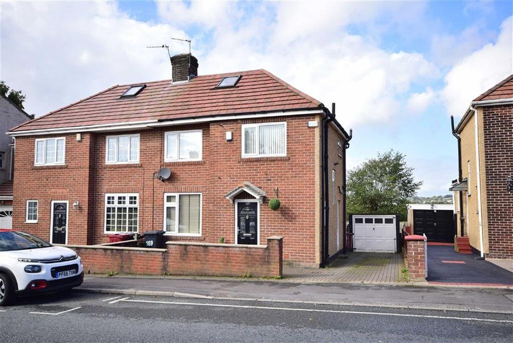 3 Bedrooms Semi Detached House for sale in Burnley Road, Blackburn