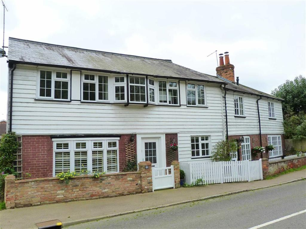 4 Bedrooms Semi Detached House for sale in Lemsford Village, Lemsford, Welwyn Garden City