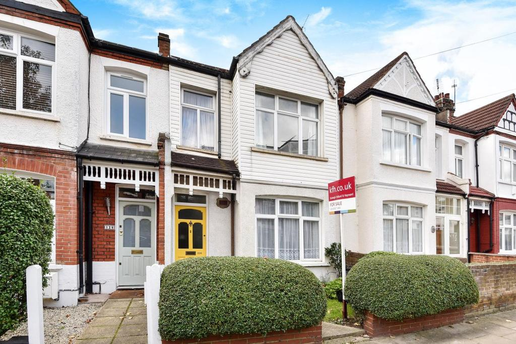 5 Bedrooms Terraced House for sale in Trevelyan Road, Tooting