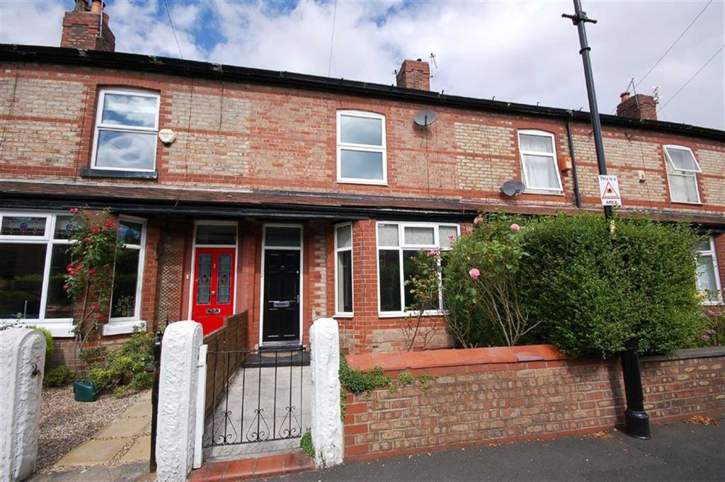 3 Bedrooms Terraced House for sale in Disley Avenue, West Didsbury, Manchester, M20
