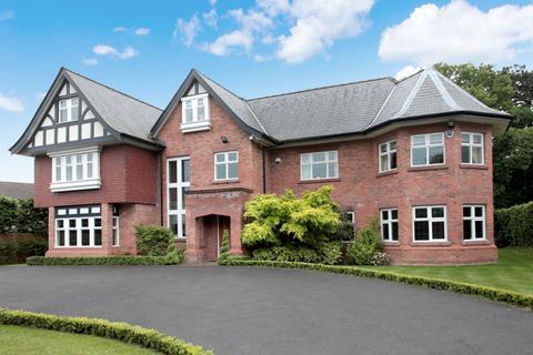 6 bedroom detached house for sale - Hale Road, Hale Barns