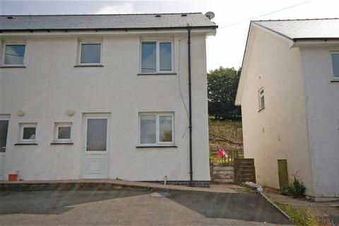 3 bedroom semi-detached house for sale - Maes Yr Awel, Ponterwyd
