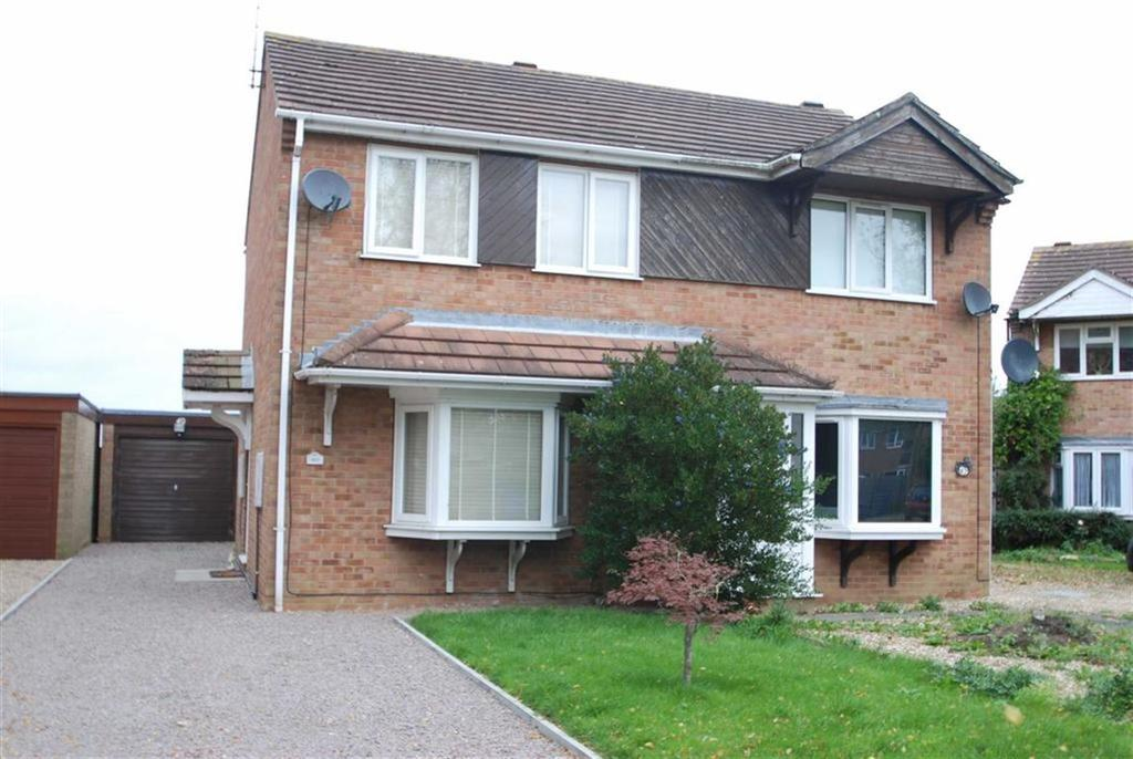 2 Bedrooms Semi Detached House for sale in The Graylings, Boston