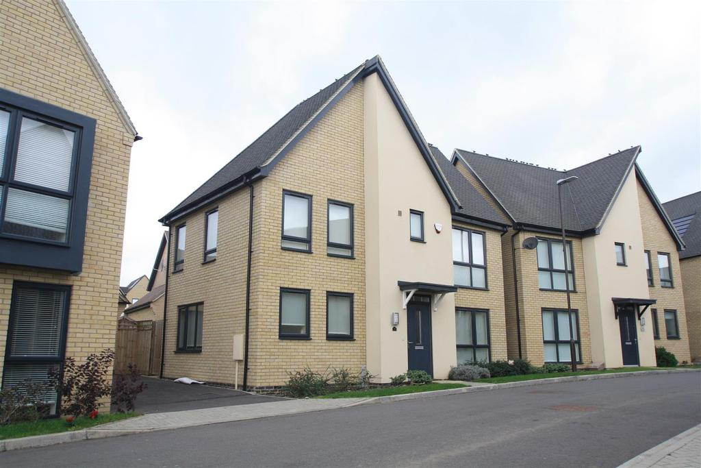 3 Bedrooms Detached House for sale in Tolkien Meadow, Tattenhoe Park, Milton Keynes