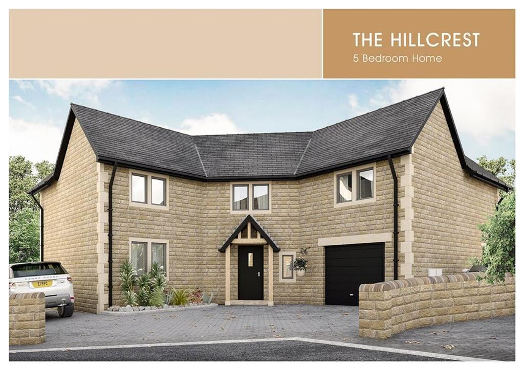 5 Bedrooms Detached House for sale in Old Hopkinson Drive, Birkby, Huddersfield, HD2