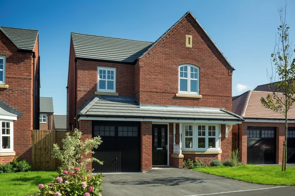4 Bedrooms Detached House for sale in Bridgewater Park, Winnington Avenue, Northwich