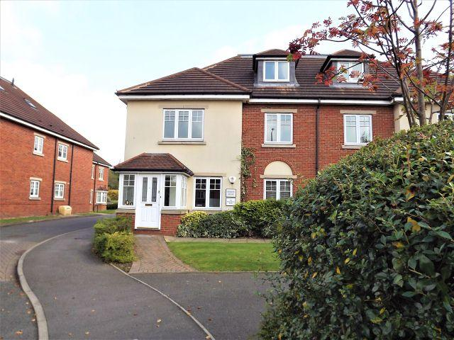 2 Bedrooms Flat for sale in 147 Birmingham Road,Sutton Coldfield,West Midlands