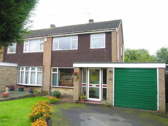 3 Bedrooms Semi Detached House for sale in Argyle Road,Walsall,West Midlands