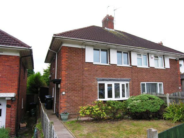 2 Bedrooms Semi Detached House for sale in Kettlehouse Road,Kingstanding,Birmingham