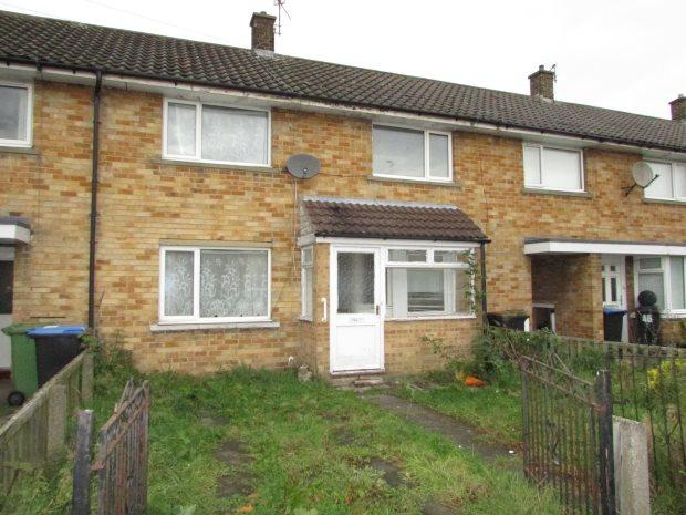 2 Bedrooms Terraced House for sale in HAWTHORN ROAD, SPENNYMOOR, SPENNYMOOR DISTRICT