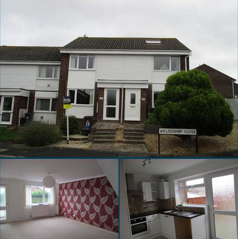 2 bedroom terraced house to rent - Willoughby Close, Exmouth EX8
