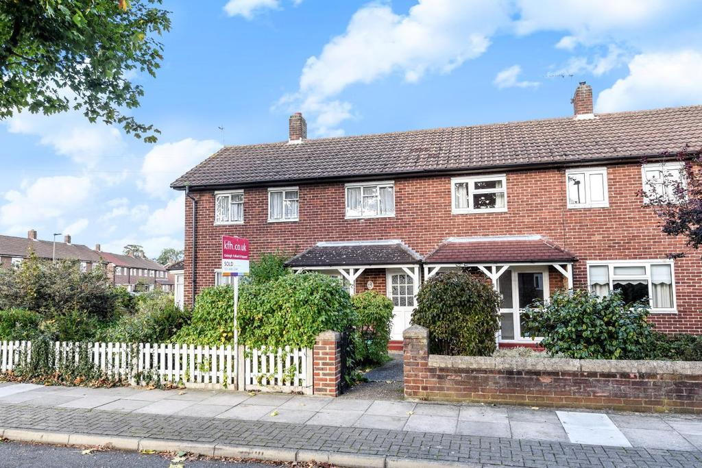 3 Bedrooms End Of Terrace House for sale in Marden Avenue, Hayes