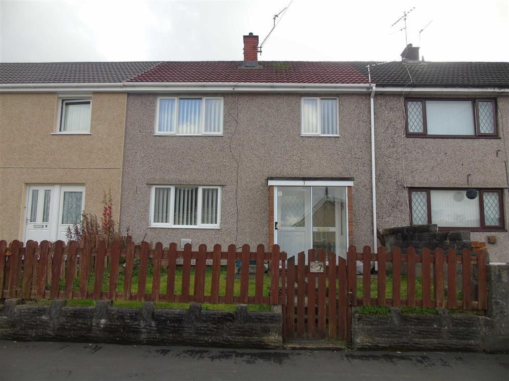 3 Bedrooms Terraced House for sale in Lon Gwendraeth, Caemawr, Swansea