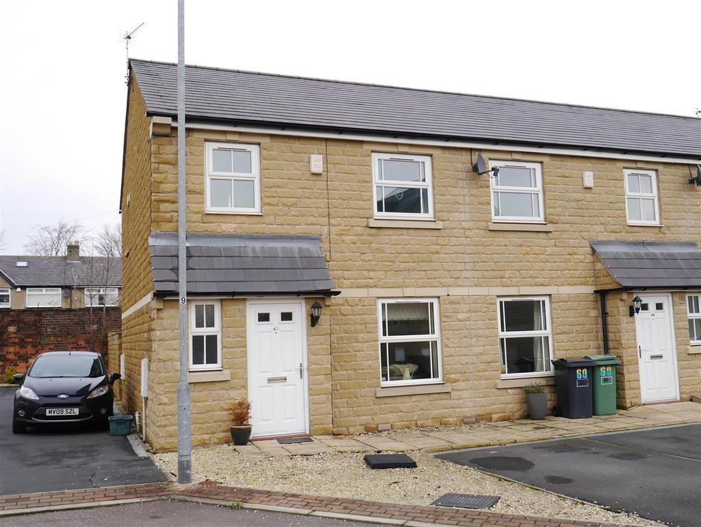 3 Bedrooms Town House for sale in Threelands, Birkenshaw, BD11 2DG