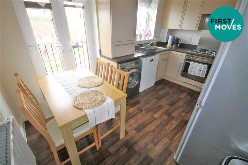 2 Bedrooms Apartment Flat for sale in Newbiggin Place, Beaumont Leys, Leicester