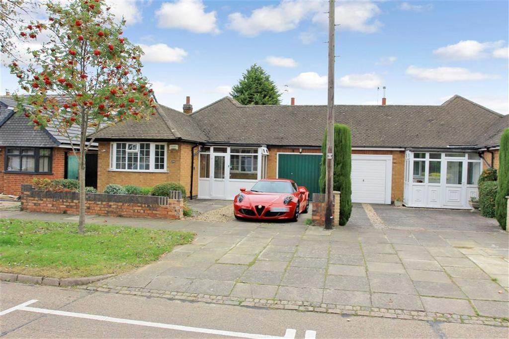3 Bedrooms Bungalow for sale in Judith Drive, Evington, Leicester