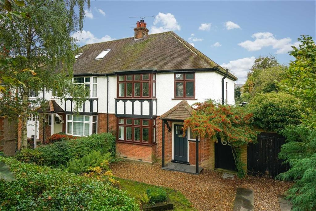 3 Bedrooms Semi Detached House for sale in Salisbury Avenue, St Albans, Hertfordshire